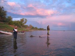 рыболовная база на волгу дуюнов