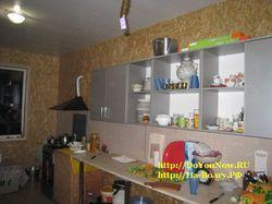 помещение столовой и кухни