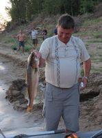 ловле судака весной в Астраханской области