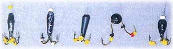Руководство рыбака для рыбалки на Ахтубе и Волге: Ловля на чертика
