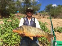 Рыбалка на сазана в низовьях Волги
