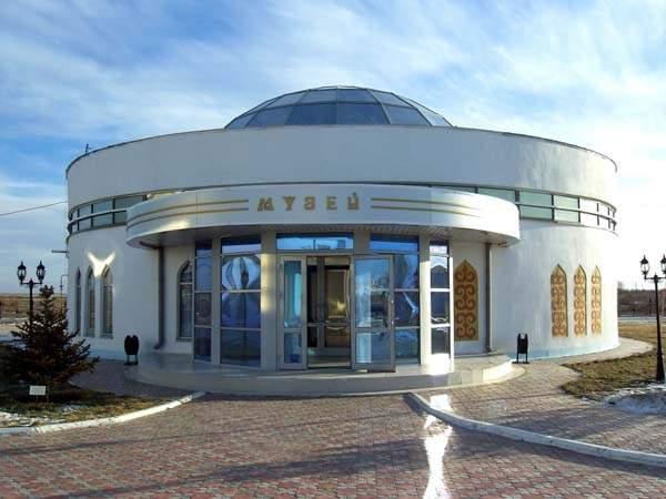 музей Курмангазы Сагырбаева, культуры казахского народа