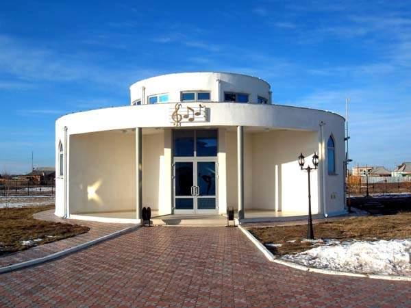 Межгосударственный Культурный Центр им. Курмангазы Сагырбаева, музыкальная школа
