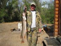 Рыбалка в июле в Астраханской области