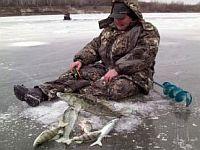 Правила выбора одежды для зимней рыбалки